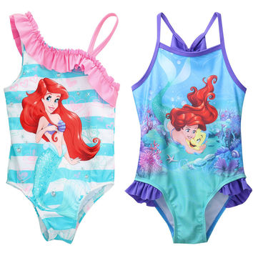 Girl Swimsuit Swimming Costume