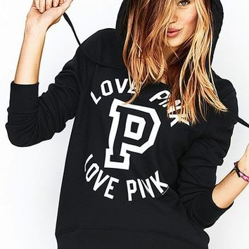 Slouchy Pullover Hoodie - Victoria's Secret Pink® - Victoria's Secret