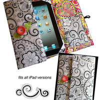 Hip iPad Cover Pattern all Versions