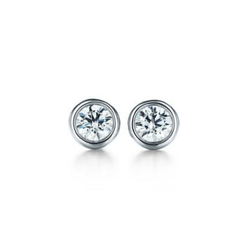 Tiffany & Co. - Elsa Peretti®:Diamonds by the Yard®Earrings