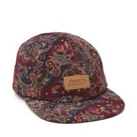 Modern Amusement Tapestry Camper 5 Panel Hat - Mens Backpack - Red - One