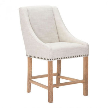 Indio Counter Chair in Beige