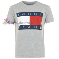 tommy hilfiger Tshirt shirt Tees adult unisex gift clothing