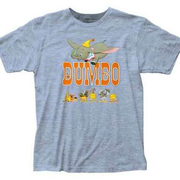 Mens Disney Dumbo Retro T-Shirt