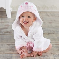 Adorable Baby Spa Robe (Monogram Available) - Little Princess