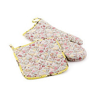 MaryJane's Home Bonnie Sue Oven Mitt or Pot Holder at www.younkers.com