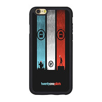21 Pilots Iphone 6s Case, Twenty One Pilots Cover for Iphone 6/6s TPU Case