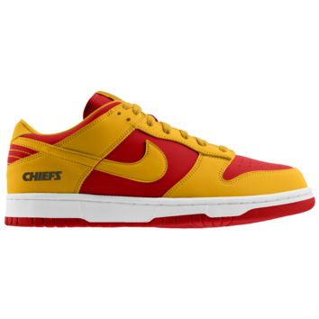 Nike Dunk Low (NFL Kansas City Chiefs) iD Men's Shoe