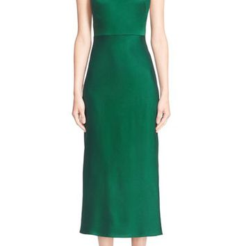 Jason Wu Crepe Crossover Strap Dress | Nordstrom