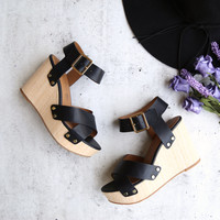 bc footwear - teeny vegan wedge sandals (more colors)