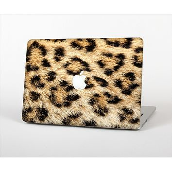The Real Cheetah Animal Print Skin Set for the Apple MacBook Pro 13""