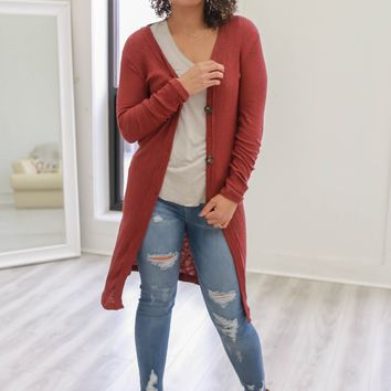 All Things Fall Cardigan