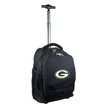 Green Bay Packers Wheeled Premium Backpack