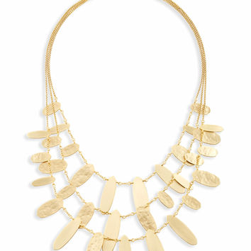 Nettie Gold Statement Necklace | Kendra Scott Necklaces