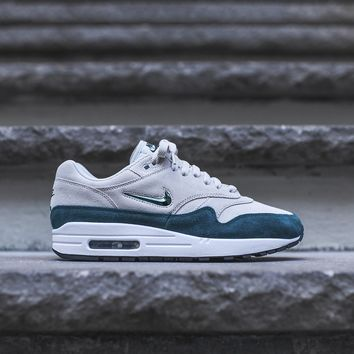 Nike Air Max 1 PRM - Bone / Teal / Black