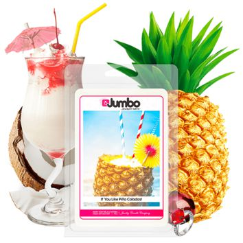 If You Like Piña Coladas! | Jumbo Jewelry Tart®