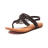 Womens Not Rated Gem Sandal