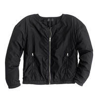 J.Crew Womens Reversible Bomber Jacket