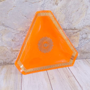 Mid Century Modern Georges Briard Ashtray