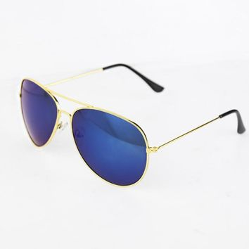 New Fashion Hot 80s Vintage Womens Mens Mirror Lens Unisex Sunglasses glasses Eyewear 16 Color A2