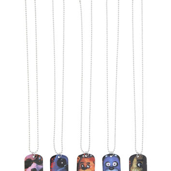 Five Nights At Freddy's Blind Bag Dog Tag
