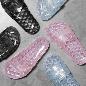 """PUMA"" Fenty Rihanna Jelly Slid Sandal Slipper Shoes"