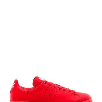 adidas by Raf Simons Stan Smith in Red