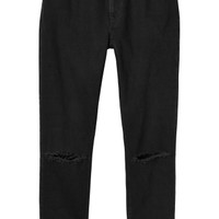 Monki | Trousers | Kimomo OD black