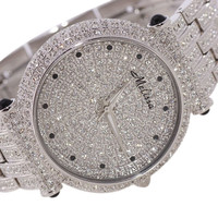 forever2you — Full Pave Rhinestone Luxury Watch for Women
