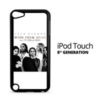 Fifth Harmony Work From Home iPod Touch 5 Case