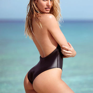 Luxe Neoprene One-piece - Victoria's Secret