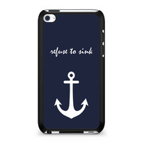 Anchor Refuse to Sink iPod Touch 4 | 4th Gen case