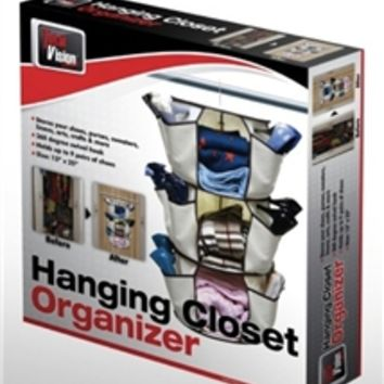 360 Degree Spin Closet Organizer College Closet Essentials Must Have Dorm Items For College Students
