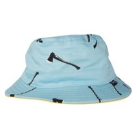 LRG Trees On Textile Bucket Hat - Men's at CCS