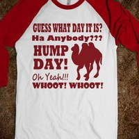 Oh Yeah Hump Day Camel Funny T-Shirt