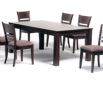Dining Table Dinner Family Friends Decor Design Food Chef New Free Shipping