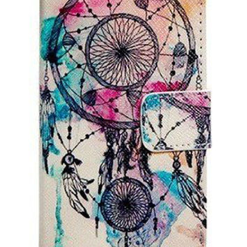 Dreamcatcher Iphone 6Plus Wallet Case