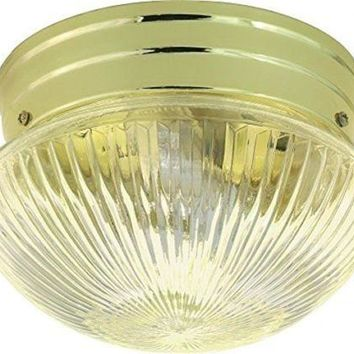 "Nuvo 76-252 - 10"" Close-To-Ceiling Flush Mount Ceiling Light"