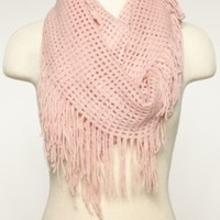 Box Weave Infinity Scarf | Infinite Style | rue21