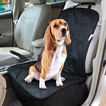 Car Pet Seat Covers - For Front Seat - Scratch Proof and Non-Slip Design for Protecting Cars by Utopia Home (Front Seat Cover)