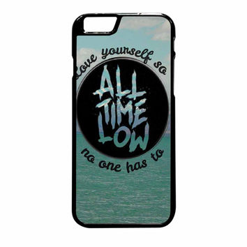 All Time Low Logo iPhone 6 Plus Case