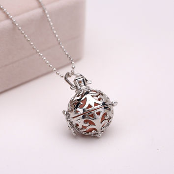 Jewelry New Arrival Shiny Gift Stylish Hot Sale Hollow Out Innovative 3-color Noctilucent Necklace [8026161735]