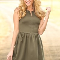 EVERLY:Fond Of You Dress