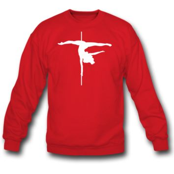 STRIPER  SWEATSHIRT CREWNECK