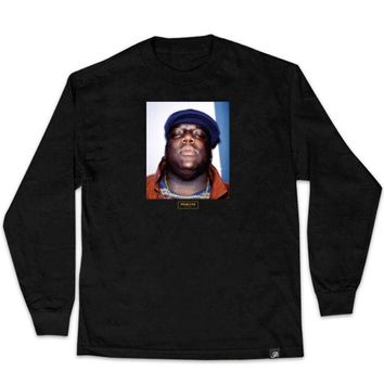 ONETOW Primitive Biggie L/S Tee In Black