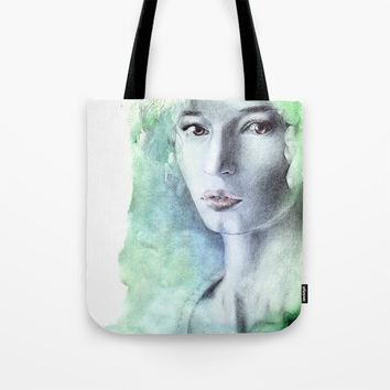 Summertime Tote Bag by Lirely