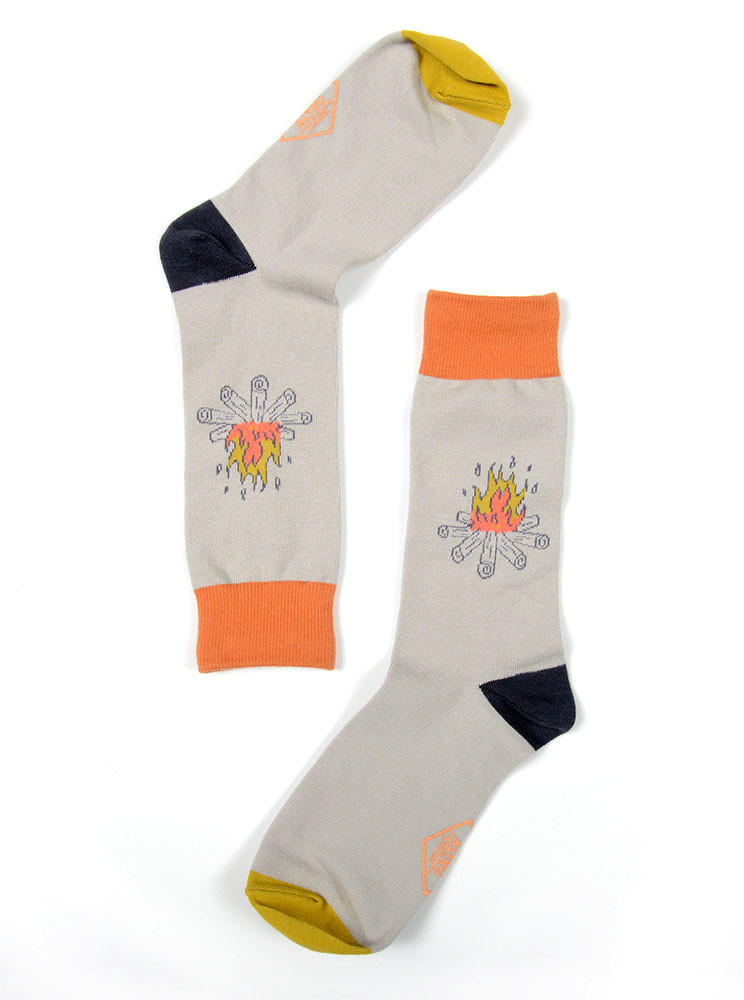 Altru apparel campfire socks from altru apparel for Altruy decoration sa