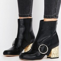 ASOS RHODEN Ankle Boots at asos.com