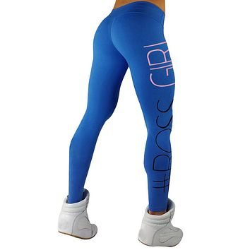 High Waist Fitness Legging Pants
