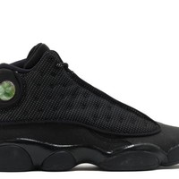 Best Deal Air Jordan 13 Black Cat GS